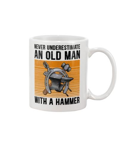 Farrier Never Underestimate An Old Man