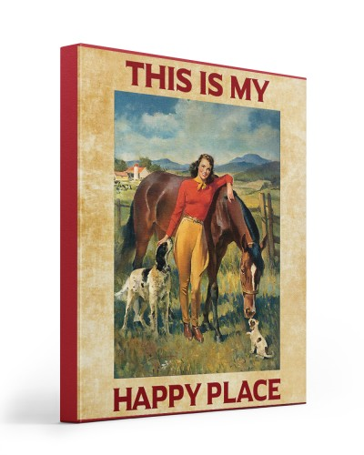 Horse This Is My Happy Place