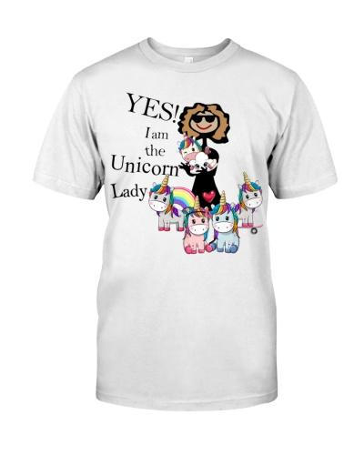 Unicorn Yes I Am Unicorn Lady