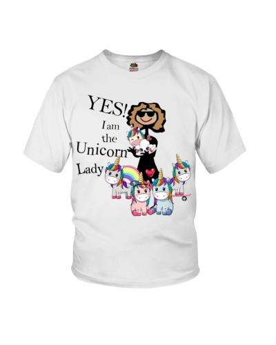 Unicorn Yes I Am Unicorn Lady