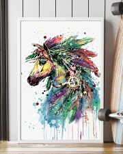 Horse Water Color 16x24 Poster lifestyle-poster-4
