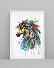 Horse Water Color 16x24 Poster lifestyle-poster-5