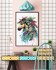 Horse Water Color 16x24 Poster lifestyle-poster-6