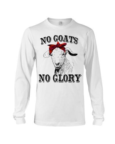 Goat No Goats No Glory