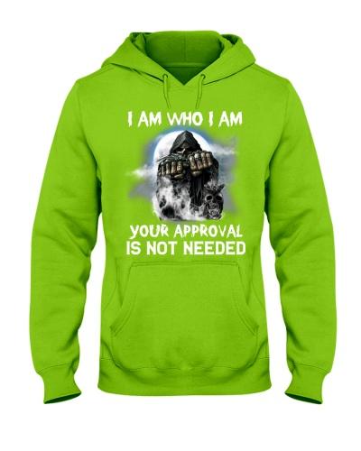 Skull I Am Who Am I