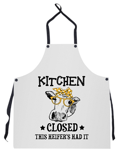 Cow Kitchen Closed This Heifer's Had It