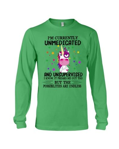 Unicorn  I'm Currently Unmedicated And Unsupervise