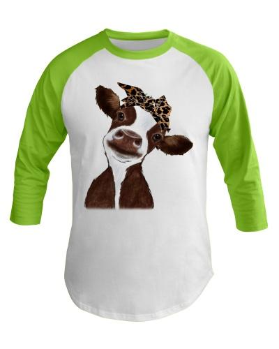 Cow Bandana Salty Face