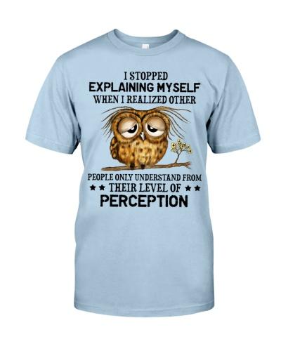 Owl I Stopped Explaining Myself
