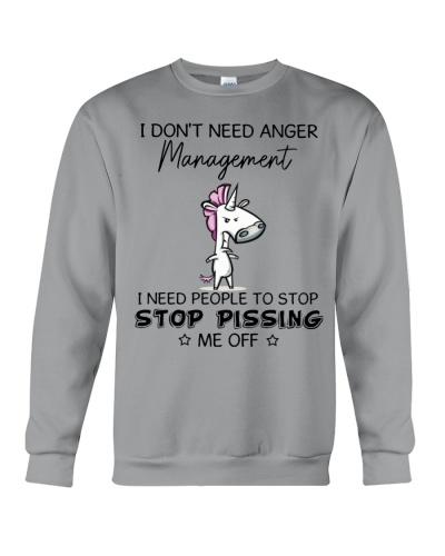 Unicorn I Don't Need Anger Managêmnt