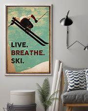 Live Breathe Ski 16x24 Poster lifestyle-poster-1