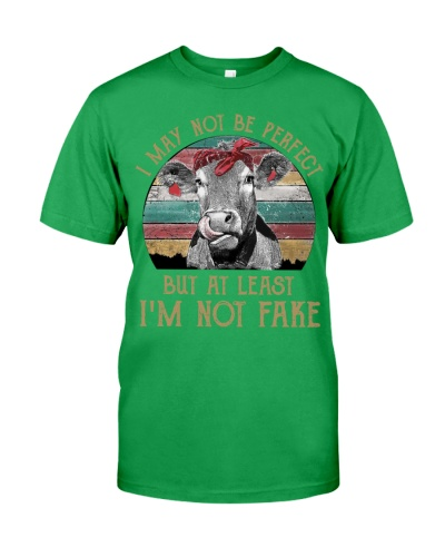 Cow I May Not Be Perfect