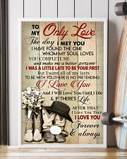 Country To My Only Love  16x24 Poster lifestyle-poster-4