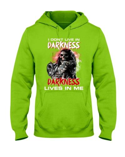Skull I Don't Live In Darkness