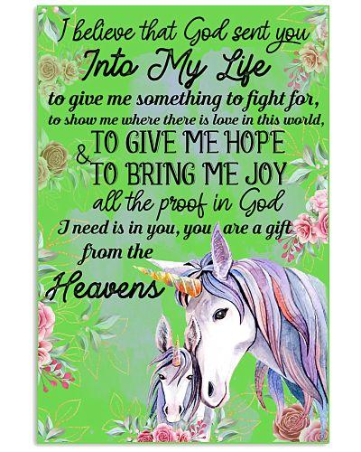 Unicorn I Believe That GOd