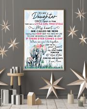 Baby elephant To My Daughter Once Upon A TIme 11x17 Poster lifestyle-holiday-poster-1