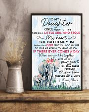 Baby elephant To My Daughter Once Upon A TIme 11x17 Poster lifestyle-poster-3