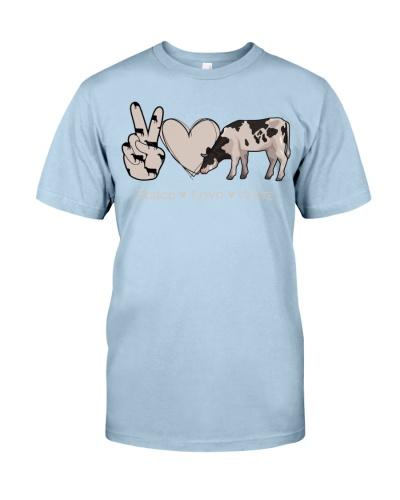 Cow Peace  Love Cows