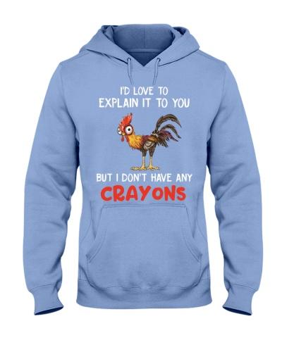 Chicken I'd Love To Explain