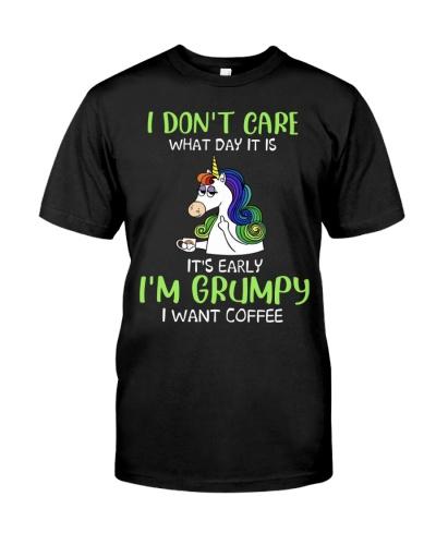 Unicorn I Don't Care