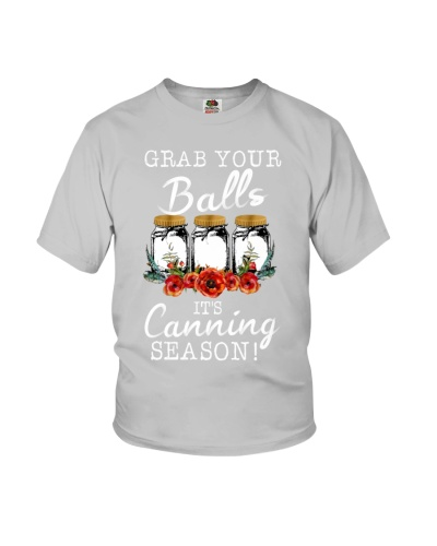 grab your balls its canning season