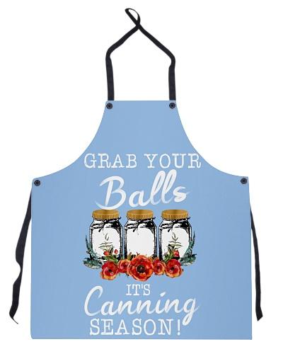 grab your balls its canning season