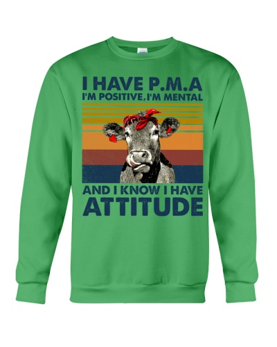Cow I Have P M A