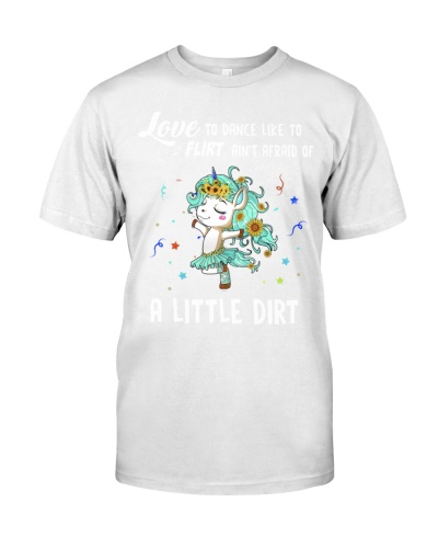 Unicorn Love To Dance Like TO