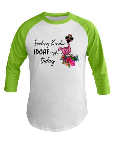 Flamingo Feeling Kinda IDGAF