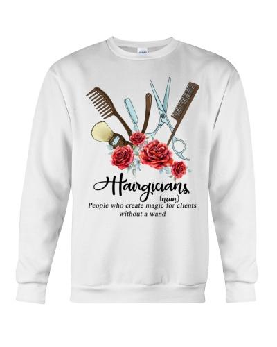 Hairgicians magician