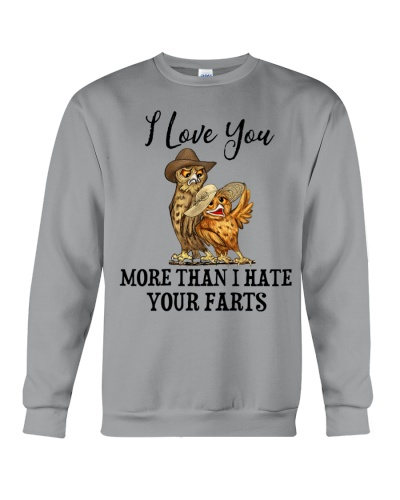 Owl I Love You More Than I Hate