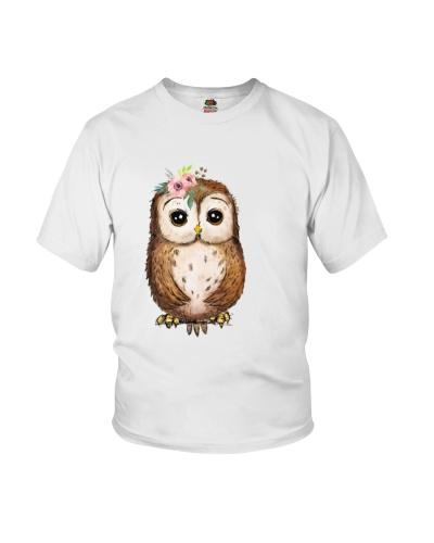 Owl Face Flower