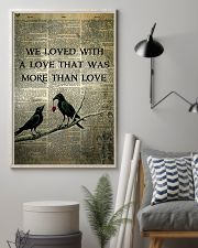 Raven We Loved With  16x24 Poster lifestyle-poster-1