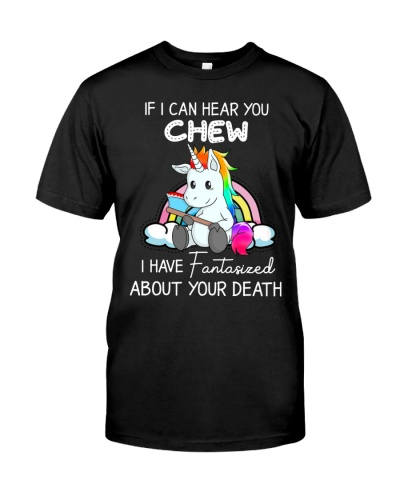 Unicorn If I Can Hear You Chew