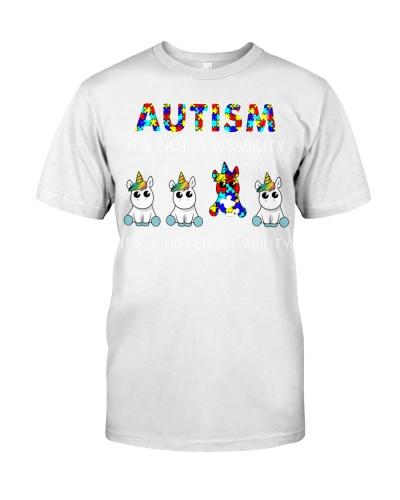 Unicorn Autism It's Not A Disability