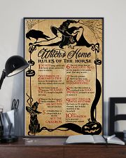 Witch Witches Home  16x24 Poster lifestyle-poster-2