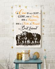 Cow A Cow Is Not Just A Cow She Is Sanity  16x24 Poster lifestyle-holiday-poster-3