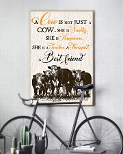 Cow A Cow Is Not Just A Cow She Is Sanity  16x24 Poster lifestyle-poster-7