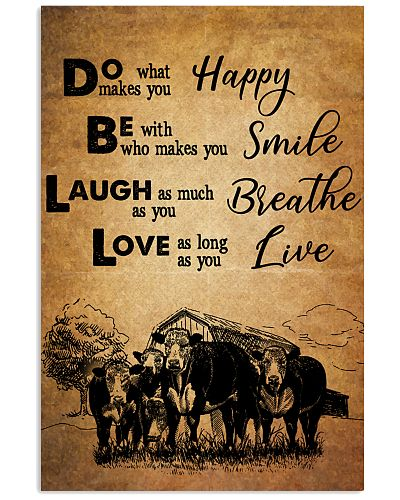 Cow Do Whats Make You Happy
