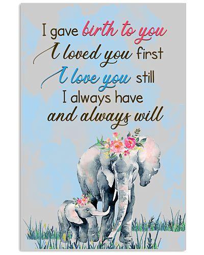 Elephant I Gave Birth To You