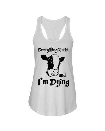 Cow Everthing Hurts I'm Dying