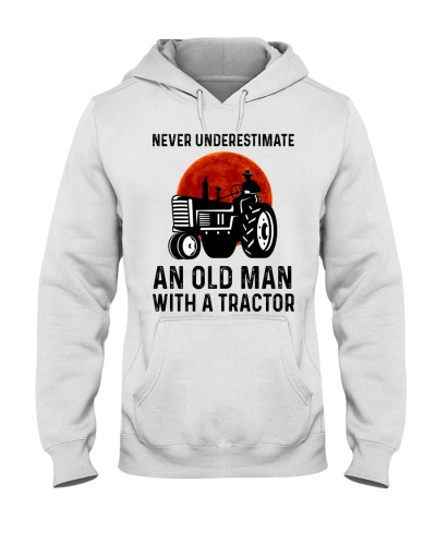 Tractor Never underestimate an old man
