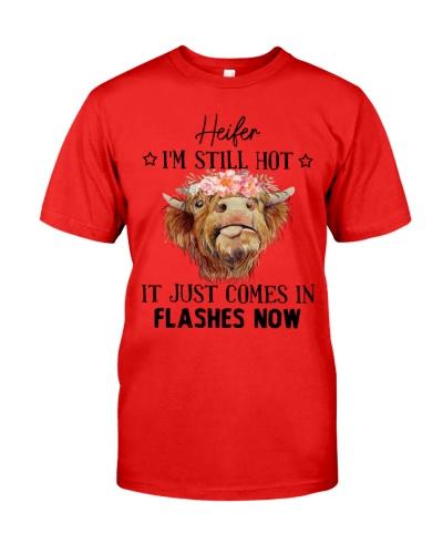 Cattle Heifer I'm still hot