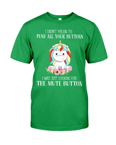 Unicorn i didn't mean push all your buttons