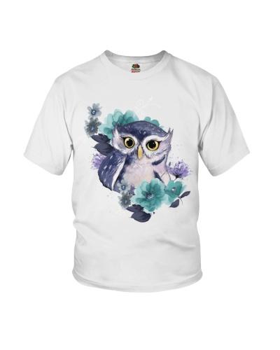 Owl Flower Cute