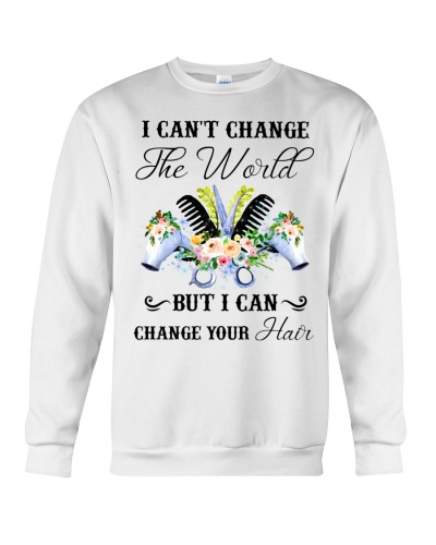 Hair Stylist I Can't Change