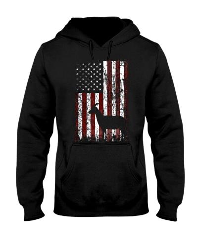 Goat Flag United States