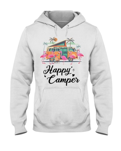Flamingo Happy Camper