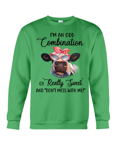 Cow I'm An Odd Combination