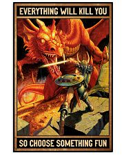 Dragons 16x24 Poster front